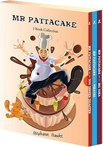 Mr Pattacake 3 Books Box Set - Ages 7-9 - Paperback - Stephanie Baudet - Books2Door