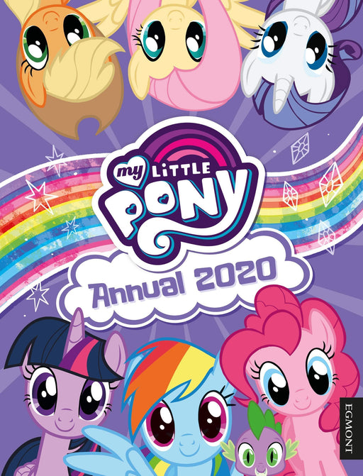 My Little Pony Annual 2020 - Ages 7-9 - Hardback - Egmont Publishing UK - Books2Door