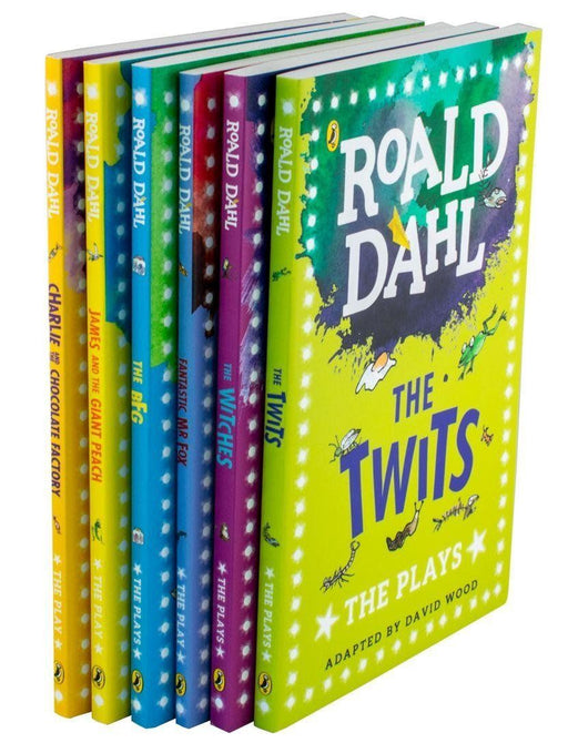 Roald Dahl The Plays 6 Books - Books2Door