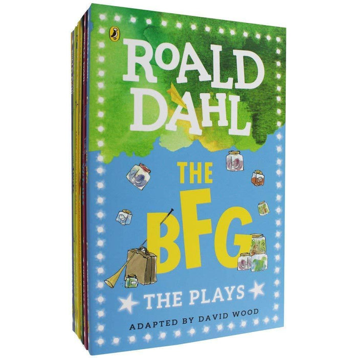 Roald Dahl The Plays 7 Books - Ages 7-9 - Paperback - Books2Door