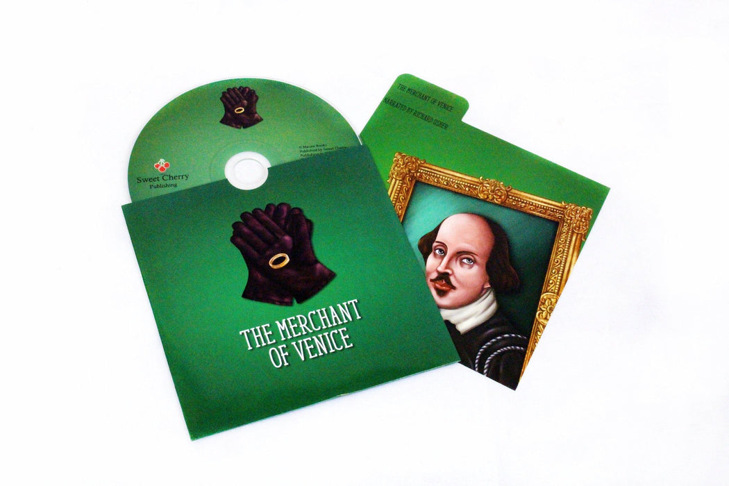 Shakespeare Childrens Stories 20 Audio CDs Collection - Comedy & Tragedy - CDs - Macaw Books - Books2Door