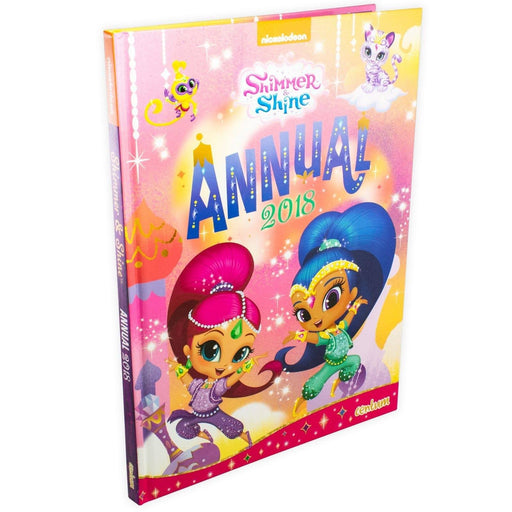 Shimmer & Shine Annual 2018 - Hardback - Books2Door