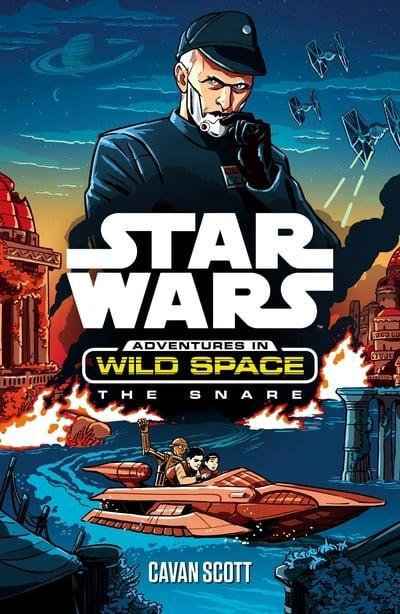 7-9 - Star Wars Adventures In Wild Space 5 Book Collection - Paperback - Age 7-9