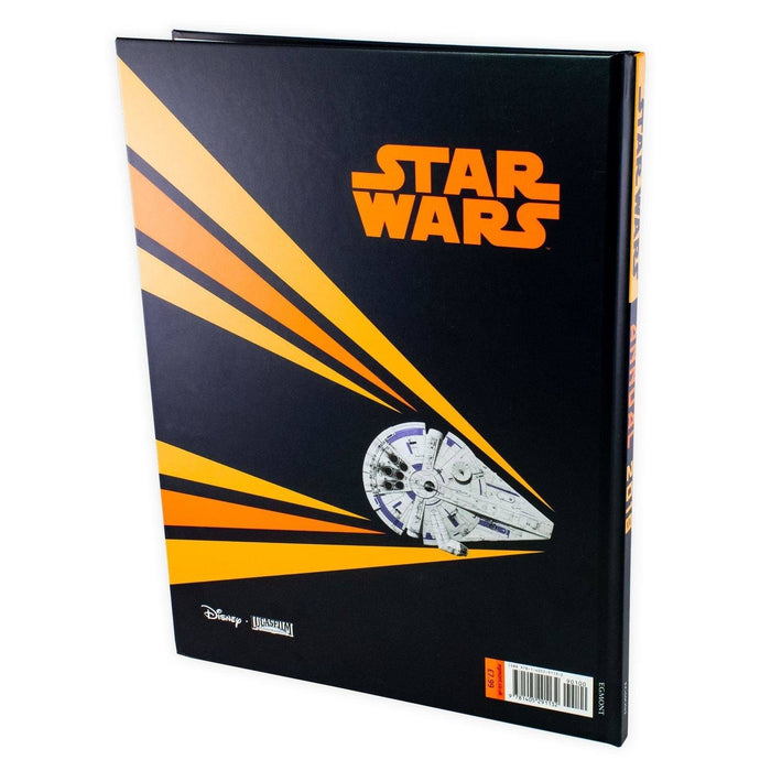 Star Wars Annual 2019 - Ages 7-9 - Hardback - Books2Door