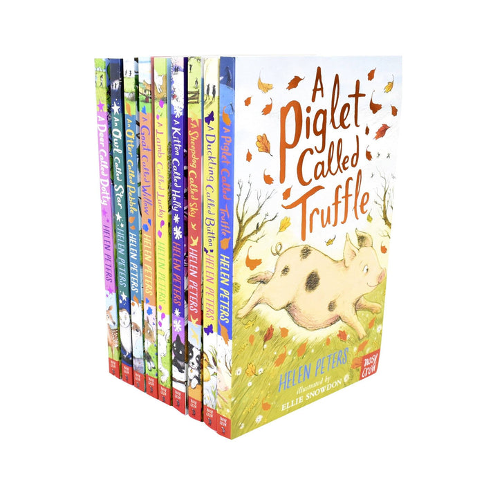 7-9 - The Jasmine Green Series 9 Books Collection Set – Ages 7-9 – Paperback - Helen Peters