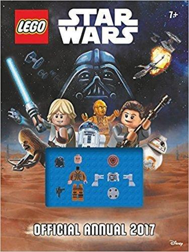 The LEGO® Star Wars: Official Annual 2017 - Hardback - Egmont Publishing UK 7-9 Egmont