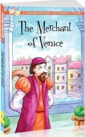 The Merchant of Venice: A Shakespeare Children's Story - Shakespearean Comedy - Hardback - Macaw Books - Books2Door