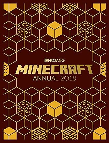 The Official Minecraft Annual 2018: An official Minecraft book from Mojang - Books2Door