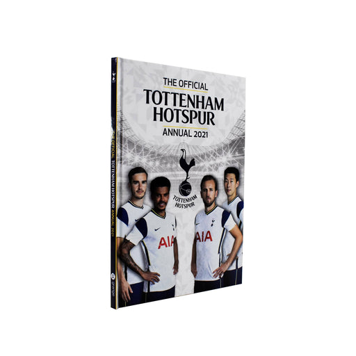 7-9 - The Official Tottenham Hotspur Annual 2021 - Hardcover - Age 7-9