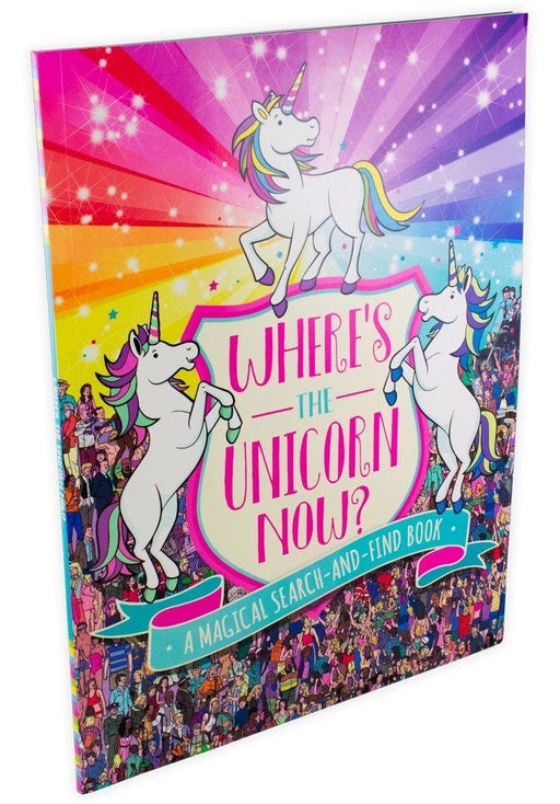Where's the Unicorn Now? - Ages 7-9 - Paperback - Paul Moran - Books2Door