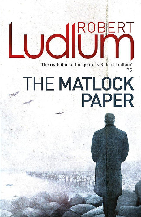 The Matlock Paper - Paperback by Robert Ludlum