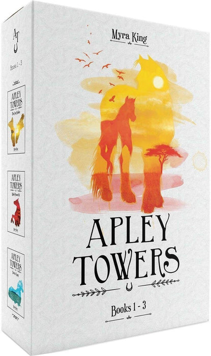 Apley Towers: Books 1-3 - Young Adults - Paperback - Myra King 9-14 Sweet Cherry Publishing