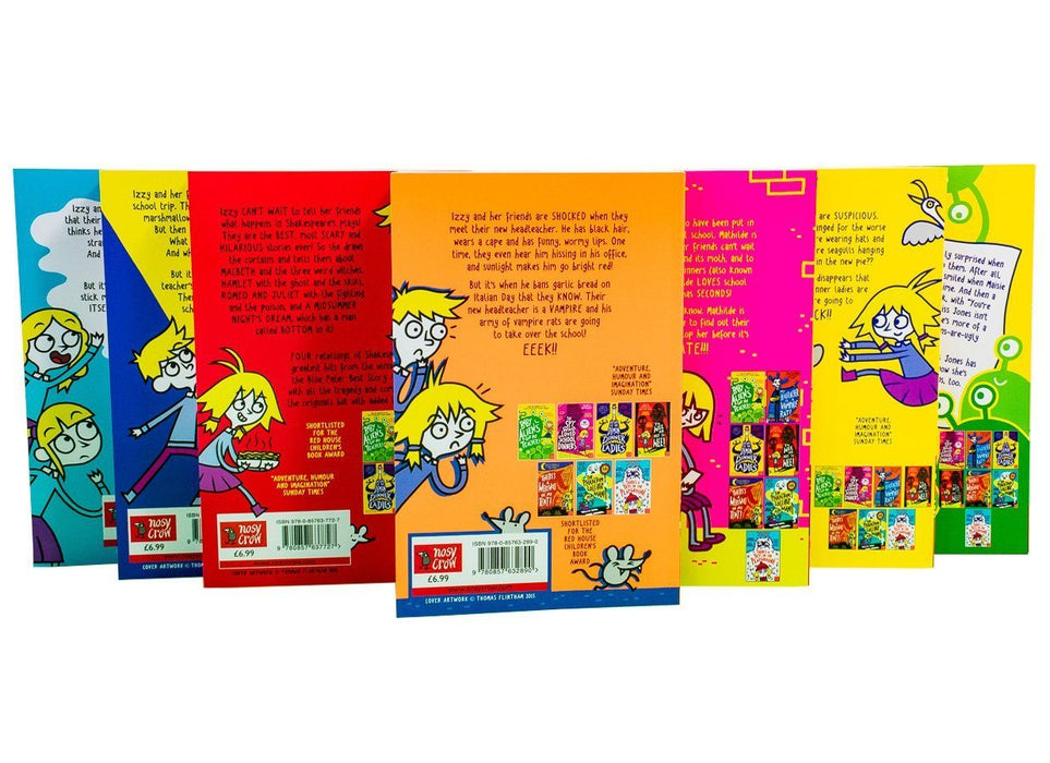 Baby Aliens Series Collection 7 Books Set - Ages 9-14 - Paperback - Pamela Butchart 9-14 Egmont