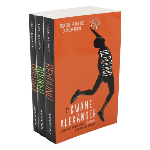 9-14 - Crossover Series 3 Books - Young Adult - Collection Paperback Set By Kwame Alexander