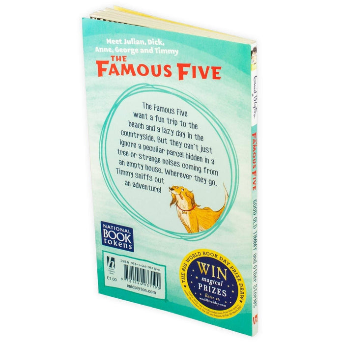 Enid Blyton Famous Five: Good Old Timmy and Other Stories - World Book Day 2017 9-14 Hodder