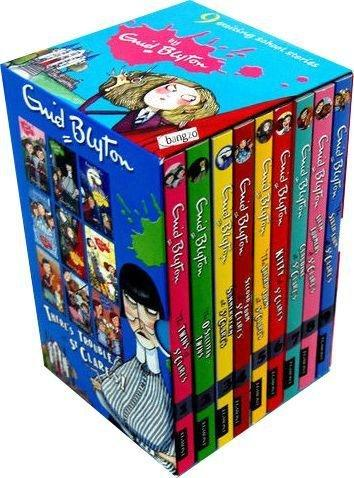 Enid Blyton St Clare's 9 Book Collection - Books2Door