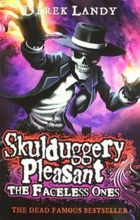 Faceless Ones - Skulduggery Pleasant - Books2Door