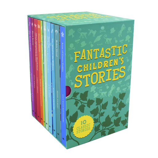 9-14 - Fantastic Childrens Classic 10 Books Collection - Ages 9-14 - Paperback