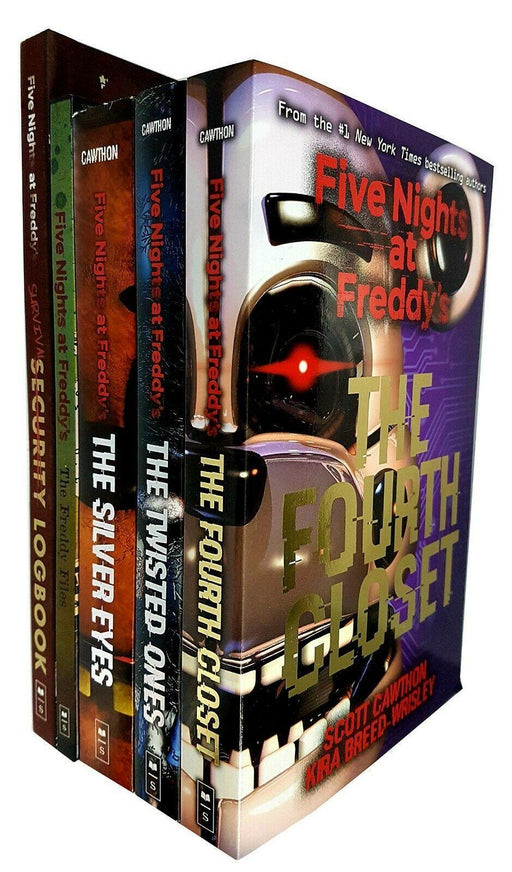 Five Nights At Freddys 5 Books - Horror - Mixed Format - Scholastic - Books2Door
