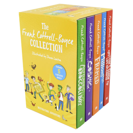 Frank Cottrell-Boyce 5 Book Collection - Ages 9-14 - Paperback - Books2Door