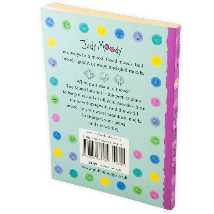 Judy Moody Mood Journal - Books2Door