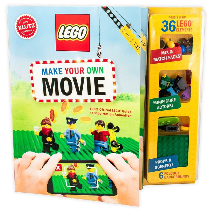 Lego: Make Your Own Movie - Books2Door