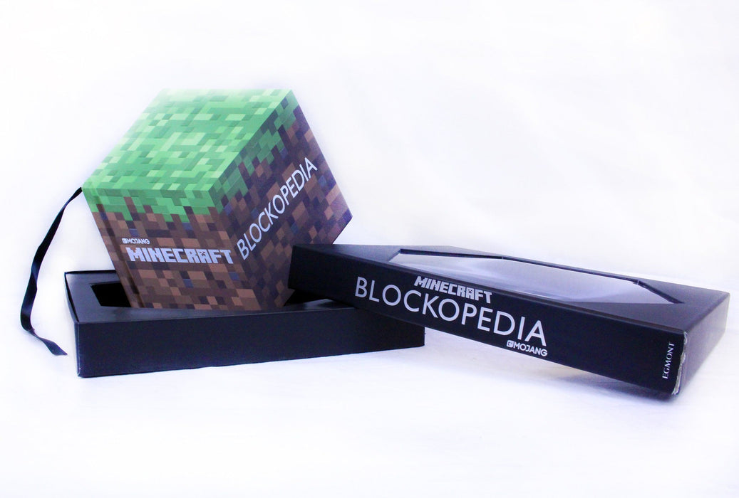 Minecraft Blockopedia - Action-Adventure - Paperback - Egmont - Books2Door