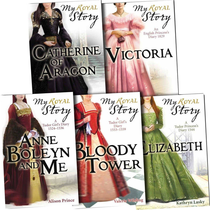 My Royal Story 5 Books - Books2Door