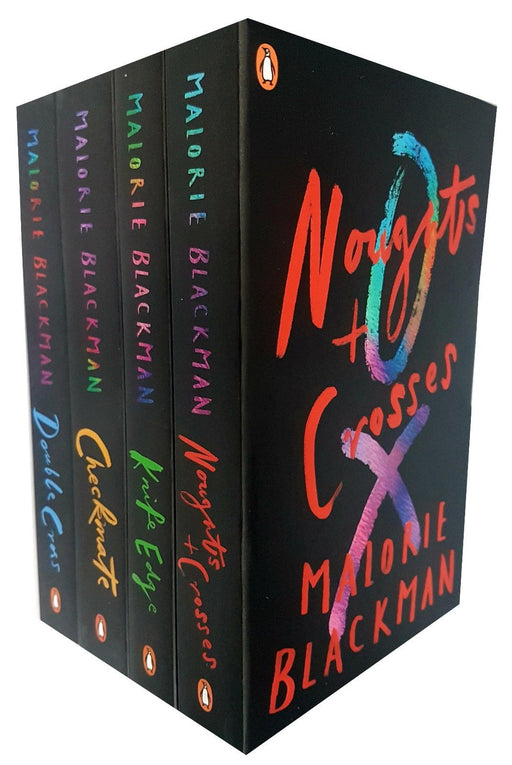 9-14 - Noughts And Crosses Collection  4 Books Set - 9-14 - Paperback By Malorie Blackman
