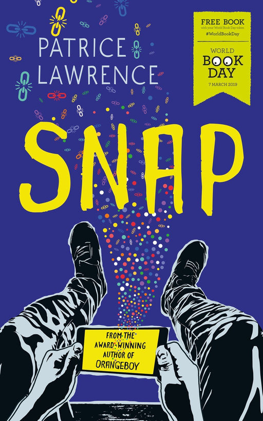 Snap WBD 2019 - Ages 9-14 - Paperback - Patrice Lawrence - Books2Door