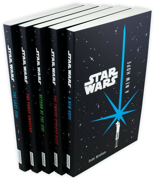 Star Wars 5 Book Junior Novel Collection - Books2Door
