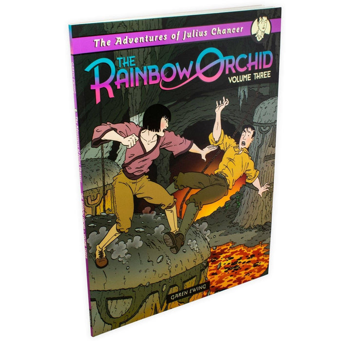 The Adventures of Julius Chancer: Volume Three (The Rainbow Orchid) - Books2Door