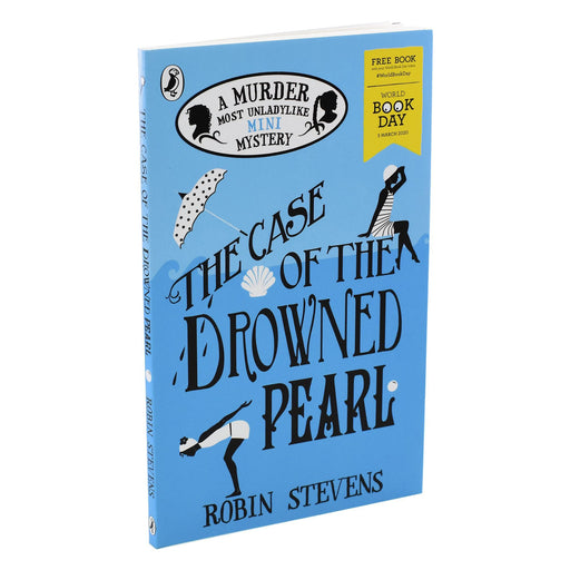The Case of the Drowned Pearl WBD 2020 - Ages 9-14 - Paperback By Robin Stevens - Books2Door