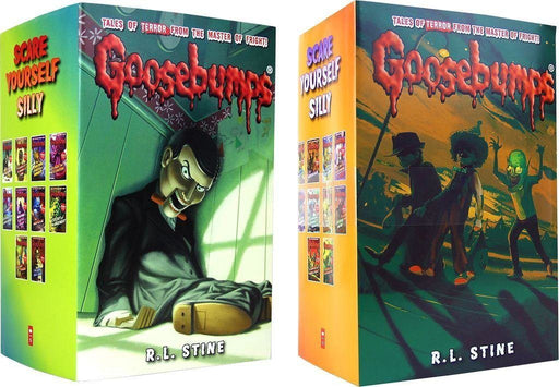 The Classic Goosebumps Series 20 Books Collection (Set 1 and 2) - Books2Door