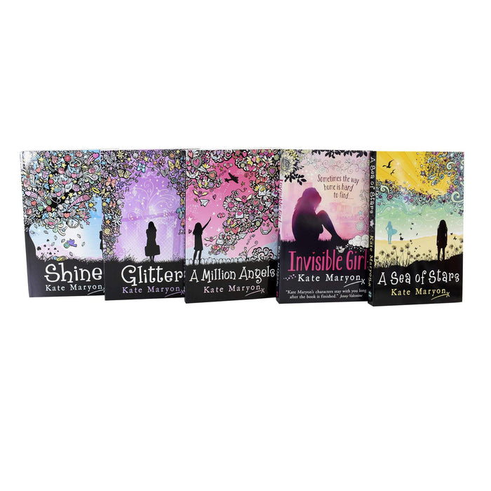 9-14 - The Kate Maryon Collection 5 Books Box Set - Ages 9-14 - Paperback