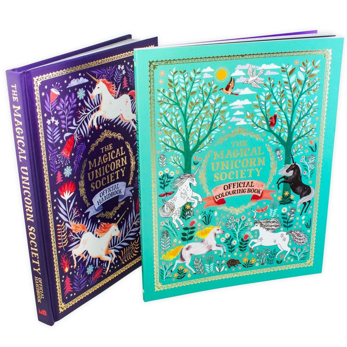 The Magical Unicorn Society 2 Book Set - Books2Door