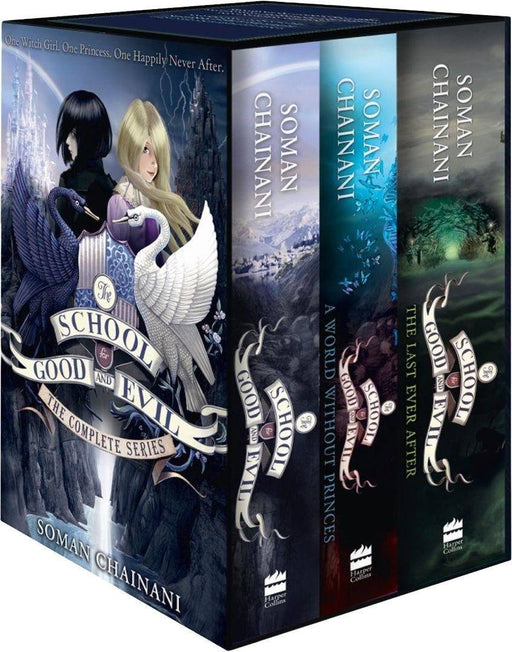 The School for Good and Evil 3 Books Box Set - Fantasy - Paperback - Soman Chainani - Books2Door