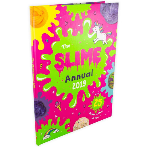 The Slime Annual 2019 - Ages 9-14 - Hardback - Books2Door