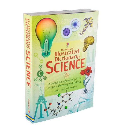 The Usborne illustrated Dictionary of Science - Books2Door