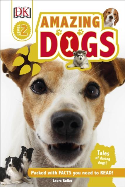 Amazing Dogs : Tales of Daring Dogs!