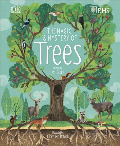 RHS The Magic and Mystery of Trees Popular Titles Dorling Kindersley Ltd