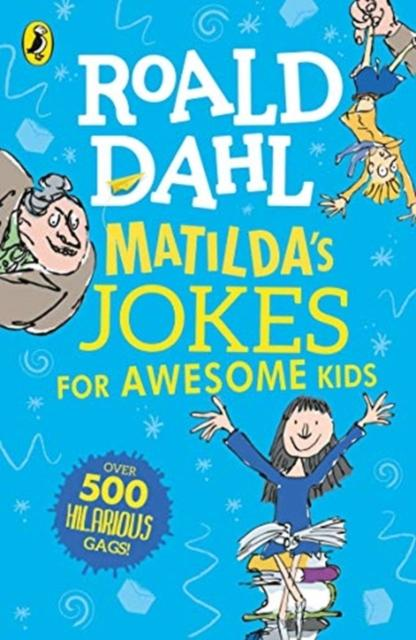 Matilda's Jokes For Awesome Kids