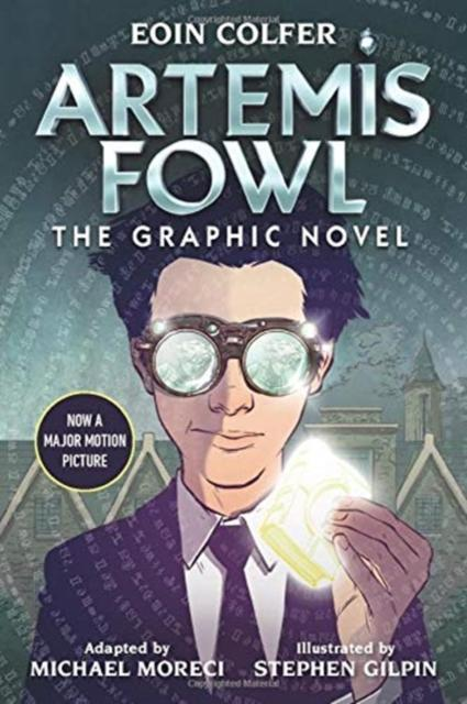 Artemis Fowl: The Graphic Novel (New) Popular Titles Penguin Random House Children's UK