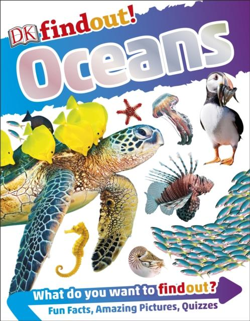 DKfindout! Oceans Popular Titles Dorling Kindersley Ltd