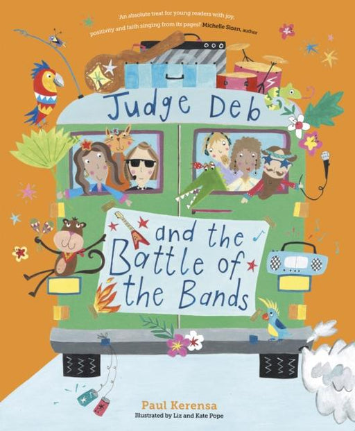 Judge Deb and the Battle of the Bands