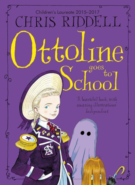 Ottoline Goes to School Popular Titles Pan Macmillan
