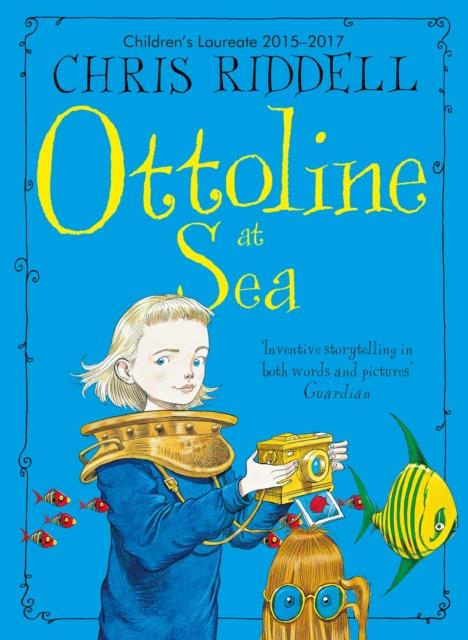 Ottoline at Sea Popular Titles Pan Macmillan
