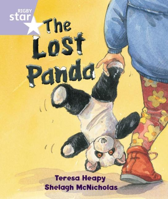 Rigby Star Guided Reception, Lilac Level: The Lost Panda Pupil Book (single) Popular Titles Pearson Education Limited