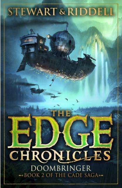 The Edge Chronicles 12: Doombringer : Second Book of Cade