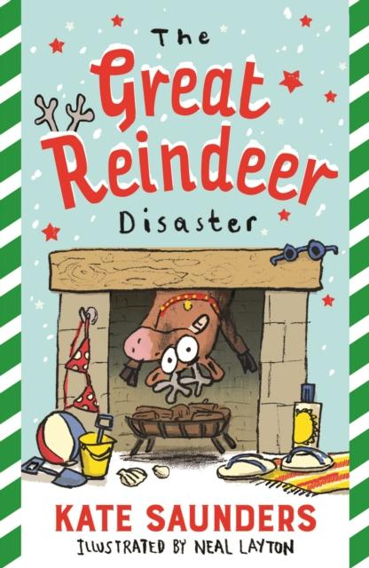 The Great Reindeer Disaster Popular Titles Faber & Faber